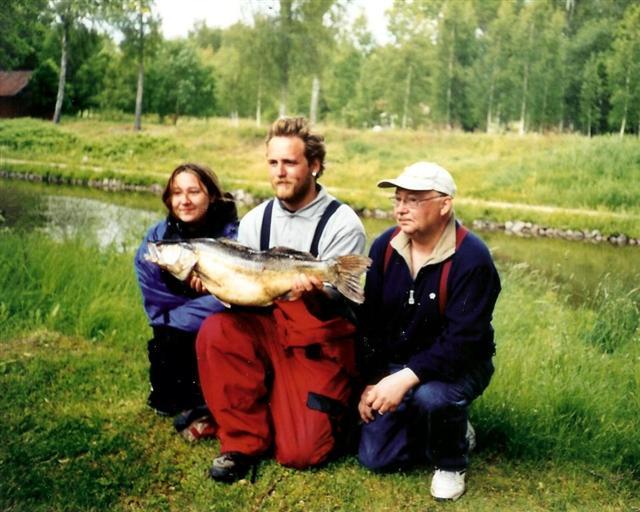 Fisketävling i Viken